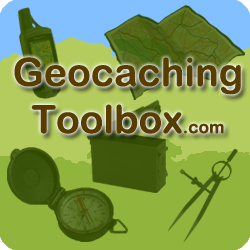 Geocaching toolbox logo