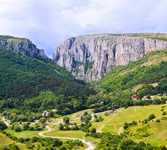 Turde Gorge
